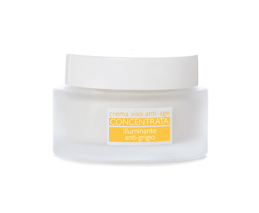 Face Cream CONCENTRATED - ILLUMINATING - LIGHTENING